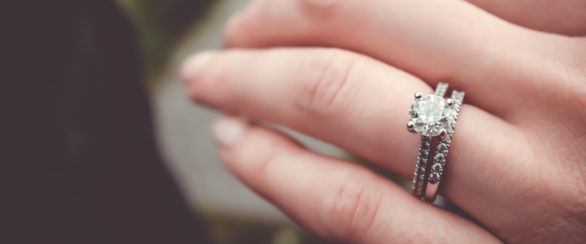Diamond Blue - Oriane jewelry  